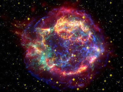 First biological signature of a supernova in magnetotactic bacteria | Amazing Science | Scoop.it