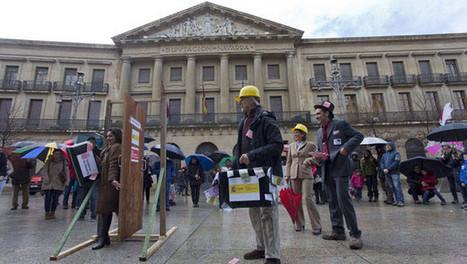 El Gobierno de Navarra plantea que se modifique el proyecto de alta tensión Dicastillo-Itsaso | Ordenación del Territorio | Scoop.it