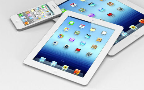 5 Things To Expect From The Rumored iPad Mini   ADP Center for Teacher Preparation & Learning Technologies   Scoop.it