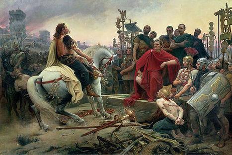 Caesar in Gaul: New perspectives on the archaeology of mass violence | Histoire et archéologie des Celtes, Germains et peuples du Nord | Scoop.it