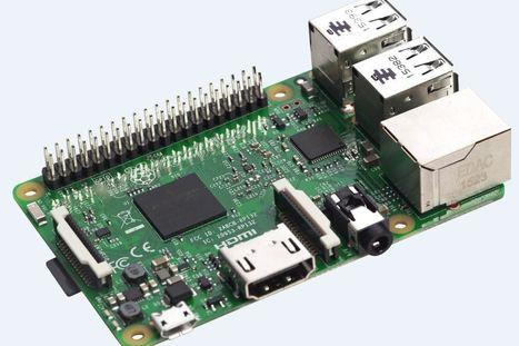 Linux passe au 64 bits sur le Raspberry Pi 3 | FabLab - DIY - 3D printing- Maker | Scoop.it