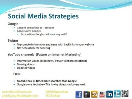 Premium Tips for Effective Social Media Marketing Strategies ~ Toprated Technology Tips   Social Media   Scoop.it