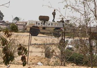 Army cut communications and Internet in North Sinai, as prelude to massive military operation reports Shorouk   Occupied Palestine   Scoop.it