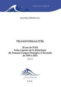 Transversalités: 20 ans de FLES | Colloques, conférences & publications | Scoop.it