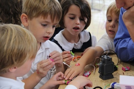 Why Makerspaces are Changing the World - Medium | Professional Communication | Scoop.it