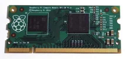 Un nouveau Raspberry Pi, en format SO-DIMM avec mémoire intégrée | Raspberry Pi | Scoop.it