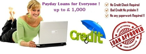 Same day unemployed loans for people on benefits - Get fast cash upto 1000 pound   Same Day Unemployed Loans For People On Benefits   Scoop.it