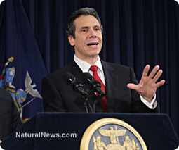 No surprise, anarchist NY Gov. Cuomo says pro-life, pro-gun people not welcome in his state