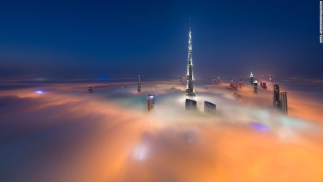Stunning photos of Dubai's skyline - CNN.com | Everything from Social Media to F1 to Photography to Anything Interesting. | Scoop.it