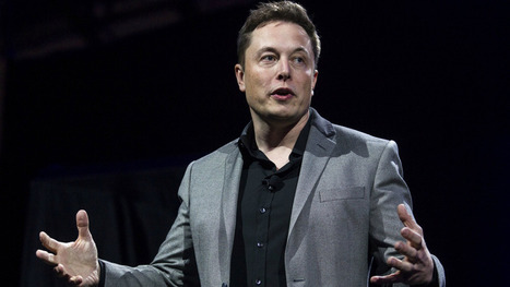 Elon Musk has been seriously thinking about an electric jet | Post-Sapiens, les êtres technologiques | Scoop.it