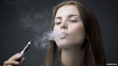 E-cigarette ban in enclosed spaces in Wales pushes ahead - BBC News   Bailey's Business A2 BUSS4   Scoop.it