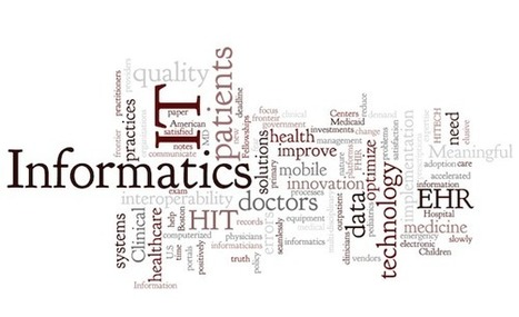 Clinical informatics: The tech you use every day | Health and Biomedical Informatics | Scoop.it