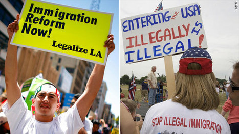 Poll: Majority back path to citizenship for undocumented immigrants | The Evolving Story of Immigration | Scoop.it