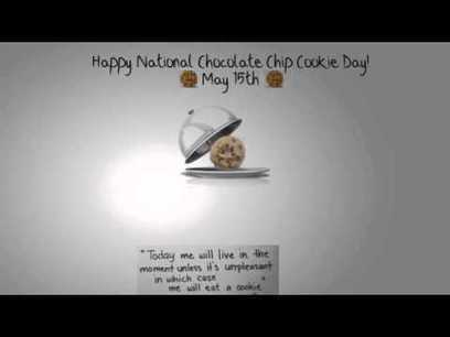 Happy National Chocolate Chip Cookie Day! | Using Social Media | Scoop.it