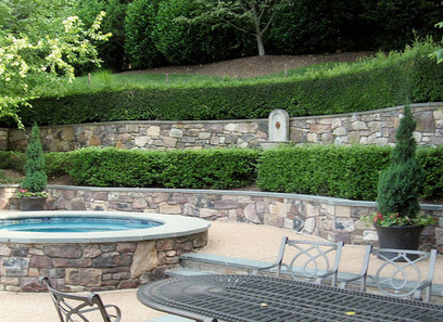 The benefits of retaining walls and terracing - San Francisco Home Improvement | Examiner.com | Construction Tips | Scoop.it