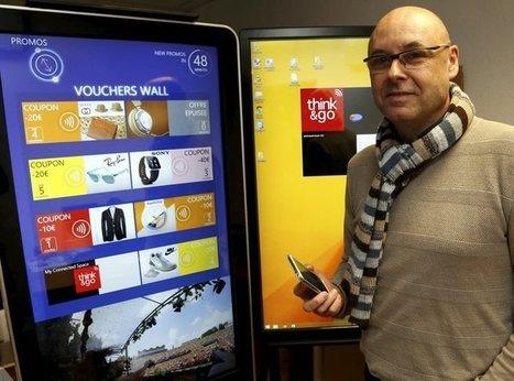 Pays d'Aix : avec le sans contact, Think&Go revisite l'univers du couponing | la NFC, ça vous gagne | Scoop.it