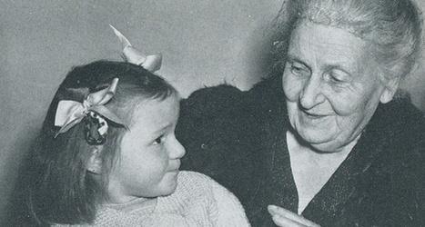 19Mandamientos deMaría Montessori para los padres defamilia | Recull diari | Scoop.it
