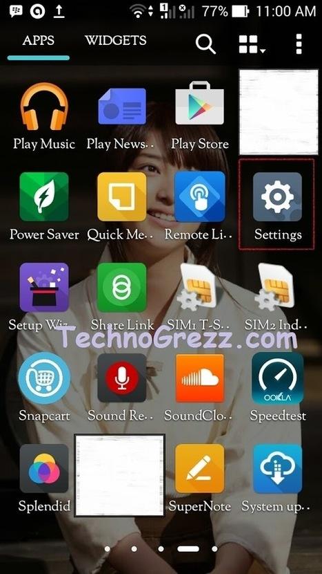 Cara Mengambil Screenshot di Asus Zenfone 2 4 5 6 - Technogrezz.com | Technogrezz | Scoop.it