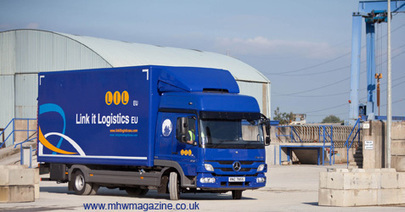 Link it Logistics drivers rest easy with Mercedes-Benz Atego sleeper cabs - Materials Handling World Magazine | 1ASAP Transport | Scoop.it