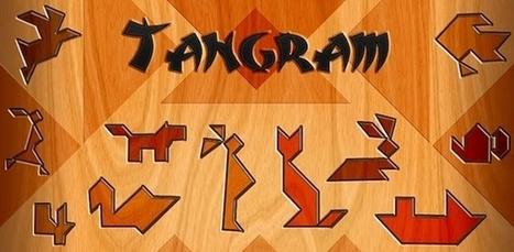Jogue Tangram no seu dispositivo Android - Prof. Edigley Alexandre | Jogos Matemáticos | Scoop.it