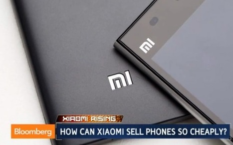 How can Xiaomi sell its phones so cheaply? - Telegraph | BUSS4 CHINA RESEARCH THEME | Scoop.it