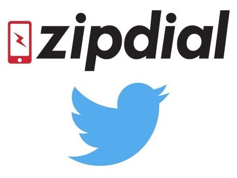 Twitter Confirms ZipDial Acquisition | SocialTimes | Social Media Useful Info | Scoop.it