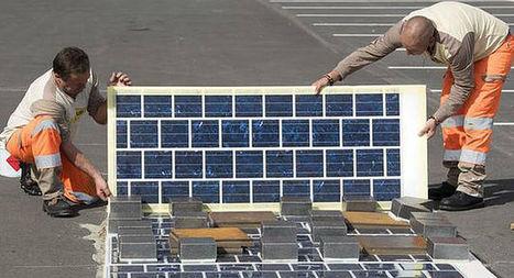 1.000 km de routes solaires en France dans les 5 ans | Energy Optimizer | Scoop.it