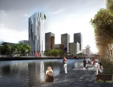 La première tour de logements à énergie positive... du monde - Rue89 Strasbourg | CAP21 | Scoop.it