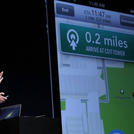 Apple Acquires Locationary to Improve Maps | Appetizrr | Scoop.it