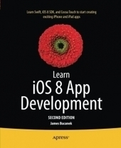 Learn #iOS 8 App Development, 2nd Edition - Free Download #eBook - pdf   Mobile OS - Resources & News   Scoop.it