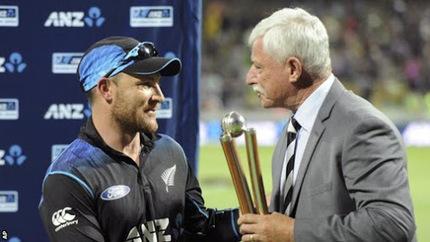 BRENDON MCCULLUM FINISHES ODI CAREER WITH WIN OVER AUSTRALIA… | Daily jankari | Scoop.it