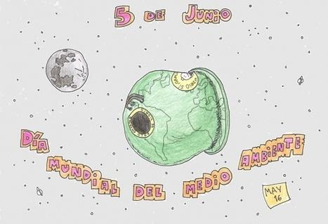 El reciclaje... #concienciaplanetaria. Por May | EFEverde | Scoop.it