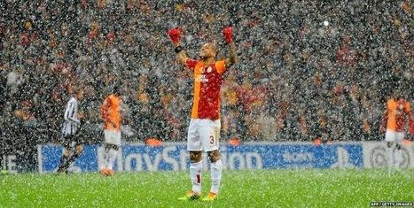 Η φωτογραφία της ημέρας.... '' Galatasaray vs Juventus'' | Funny (Greece) | Scoop.it