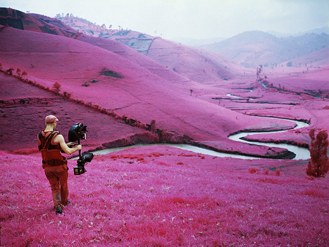 The Enclave: A Powerful Documentary on The Congo Shot Entirely on Infrared Film via petapixel.com | Documentary Landscapes | Scoop.it