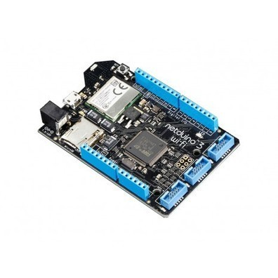 Netduino 3 Wi-Fi .NET Development Board | Raspberry Pi | Scoop.it