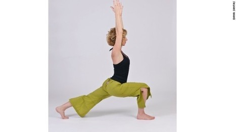 3 good yoga poses for runners | news | Scoop.it