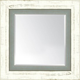 French White and Slate - Reseller Mirrors Wall Décor Frames by Iconic Pineapple | Iconic Pineapple - Reseller of Mirrors, Traditional Prints, Giclee Art Prints, Big Fish, New Century Picture, Picture It | Scoop.it