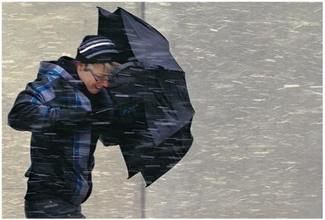 Photo unique pour une tempête (presse US) - Arrêt sur images   Jaclen 's photographie   Scoop.it