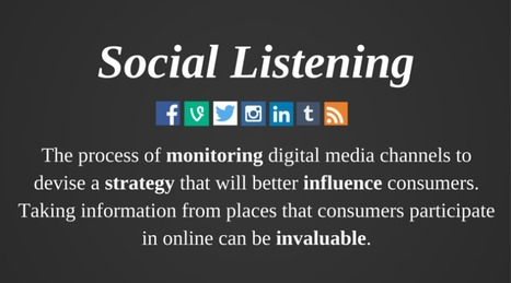 The Quick, Easy Guide to Build a Social Listening Dashboard | digital marketing strategy | Scoop.it