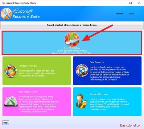 Mot de passe Windows oublié ? Voici la solution ! | Au fil du Web | Scoop.it