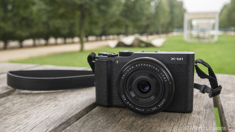 When Low-End Doesn't Mean Low Quality: A Fujifilm X-M1 Review | Fuji X-M1 | Scoop.it