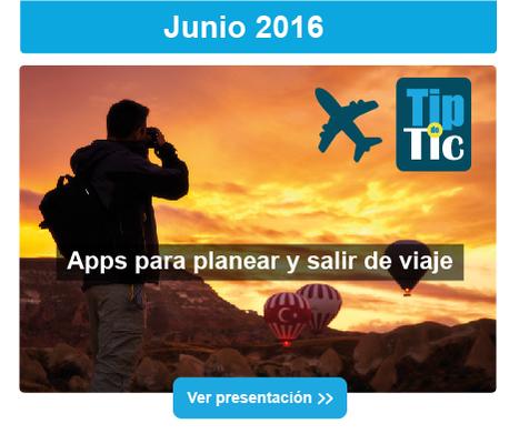 Tip de TIC - Junio 2016 | Tip de TIC | Scoop.it