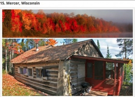 Mercer, WI Listed In Top 20 Coolest Towns In America | Northern Wisconsin News | Scoop.it