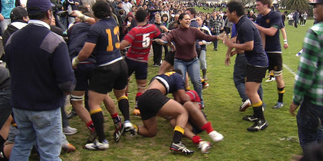 Rugby: Twenty years since the brutal 'Battle of Onewa' - New Zealand Herald | Violence in sport | Scoop.it