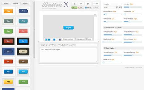 Button Generator | Web | Scoop.it