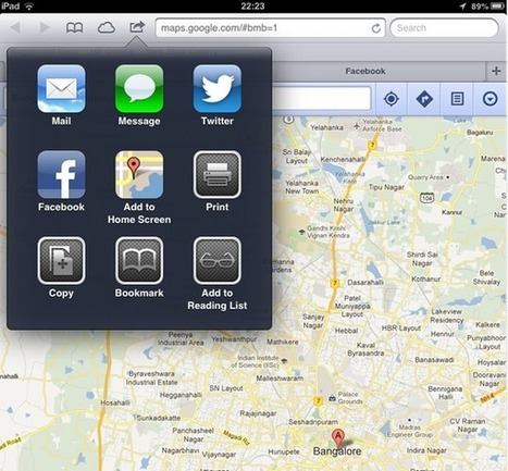 How to get Google Maps back in iOS6 | Time to Learn | Scoop.it