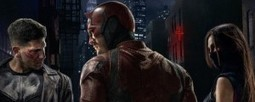 All Three Anti-Heroes on New Poster for Netflix's Daredevil Season 2 | TV Series Related | Scoop.it