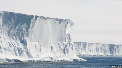Antarctic ice shelf thinning speeds up | Knowmads, Infocology of the future | Scoop.it