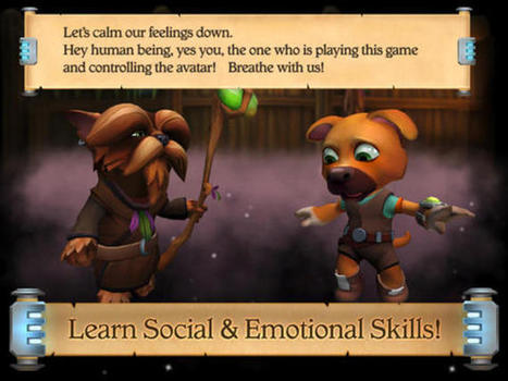 Can a game teach kids to be nicer? One gaming vet says yes - CNET   Games   Scoop.it