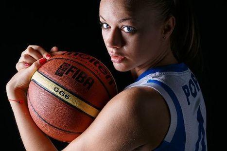 Entrevista a Claudia Pop jugadora del CB Conquero de Liga Femenina - Federación Andaluza de Baloncesto | Basket-2 | Scoop.it